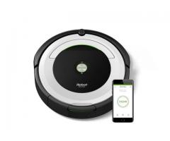 iRobot Roomba 690 Vacuum Cleaning Robot - Wi-Fi Connected Vacuuming Robot