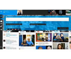All in One Social Media Account Manager - iTS COOLER PLUS