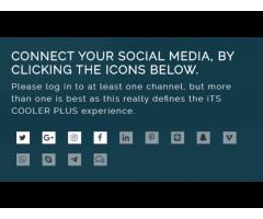 Social Media Manager Website iTS COOLER PLUS